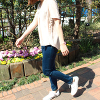 GUNZE LL Brushed Denim Legging