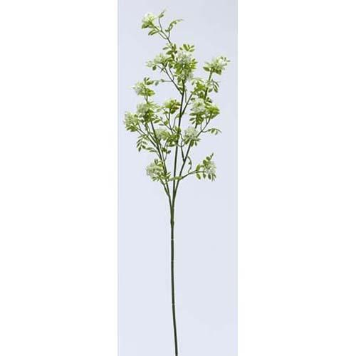 Artificial Flowers - Baby snowball white