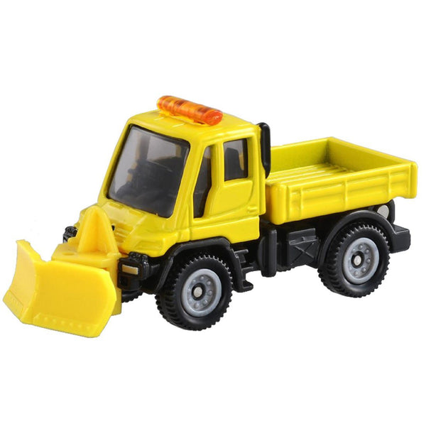 TOMICA No.22 Mercedes-Benz Unimog Snowplow