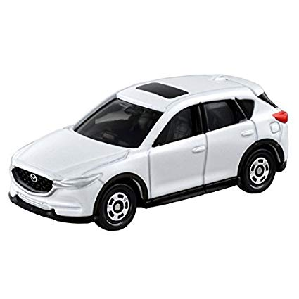 Tomica No.24 Mazda CX-5 First Edition WHITE
