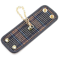 Glove Holder Dark Grey Checker