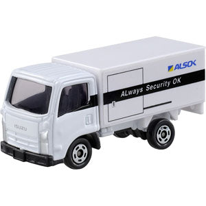 TOMICA 34 Alsok Cash Transport Truck