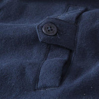 NORTHERN TRUCK coat with hood - M Navy