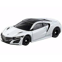 Tomica 43 Honda NSX First Edition (WHITE)