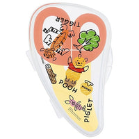 Winnie The Pooh Food Scissor with Case by SKATER BFC1