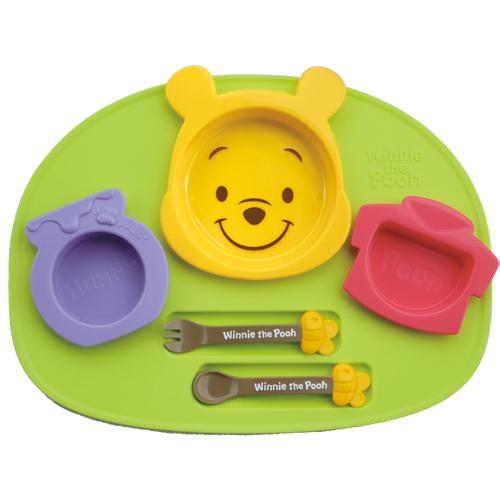 Winnie the Pooh Lunch Plate Set