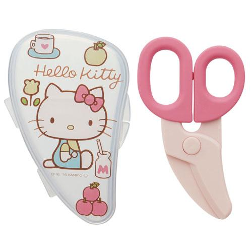 Hello Kitty Food Scissor with Case