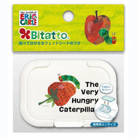 The Very Hungry Caterpillar Reusable Baby Wipes Lid - Caterpillar & Strawberries