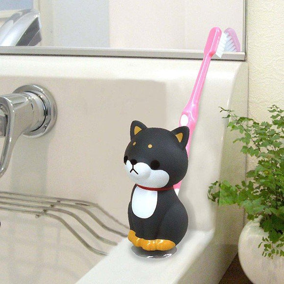 Kuroyangi San Toothbrush Holder ME282