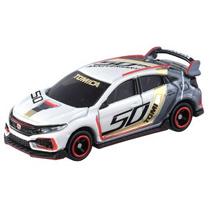 TOMICA HONDA CIVIC TYPE R TOMICA 50TH ANNIVERSARY DESIGNED BY HONDA