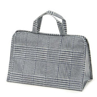 Hot Spring Bag - Grey Plaid