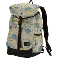 KiU Water Repellent Backpack - Off White Climbers