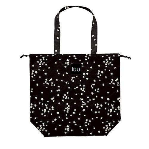 w.p.c Tote / Rain Bag in Black star