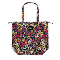w.p.c Tote / Rain Bag in Red Bohemian Flower