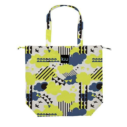w.p.c Tote / Rain Bag in Light green weather off