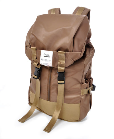anello ®Japan Nylon WESTERN' IT Backpack - COYOTE  AT-28391