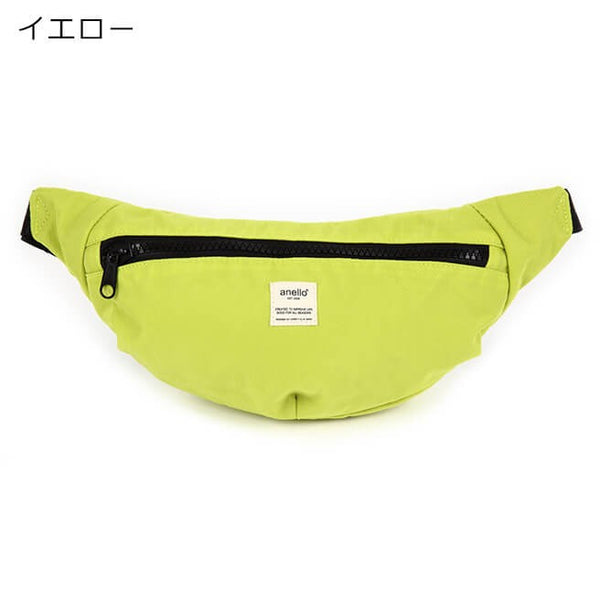anello® Japan Waist Bag - Neon Green AT-B2021