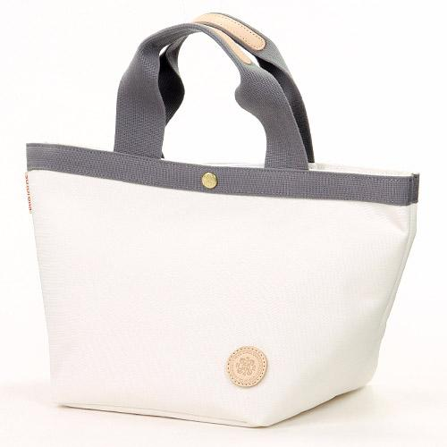 Sanburela Tote Bag - White