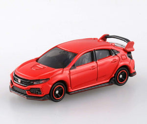 Tomica No.58 Honda CIVIC TYPE R - First Edition RED (初回特別仕様)