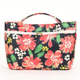 Carrying Pouch - Pink Flower L size