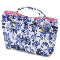 Carrying Pouch -  Blue Rose M size
