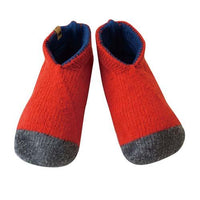 Room socks - Red