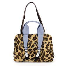 mis zapatos Skinny Wallet Pouch - Leopard