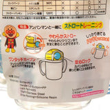 Anpanman Clear Straw Mug 200ml