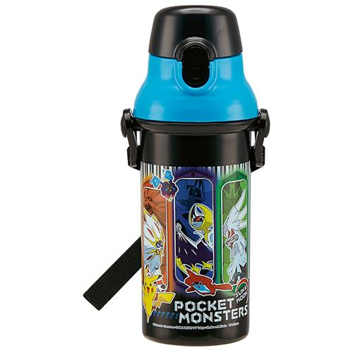 Pokemon Plastic Water Bottle