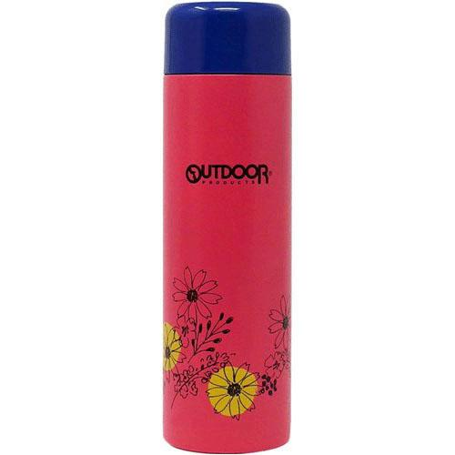 OUTDOOR Stainless Steel Bottle (Floral)