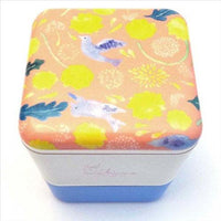Double Layer Lunch Box  - Sky Blue