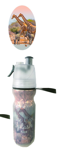 The Cool Splash Water Spray Bottle 450ml - Animal