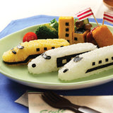 Omusubi (Rice Ball) Maker Set - Train