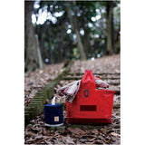 ZELT Picnic Bag - Red
