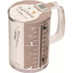 Nyammy Cat Series - 500ml Measuring Cup