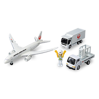TAKARA TOMY Japan Airlines 787 Airport Set