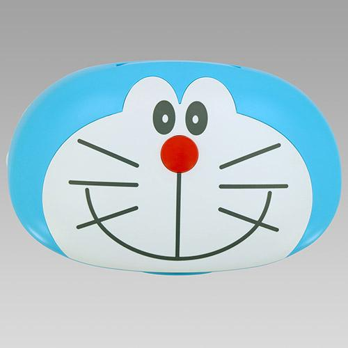 Doraemon Case with Wet Tissue