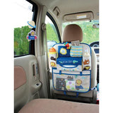 Back Seat Organizer - Blue