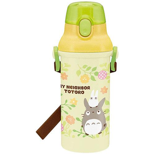 My Neighbor Totoro Plants Plastic Water Bottle