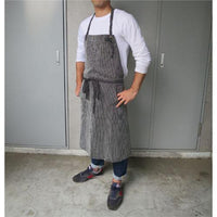 Worker apron - Black