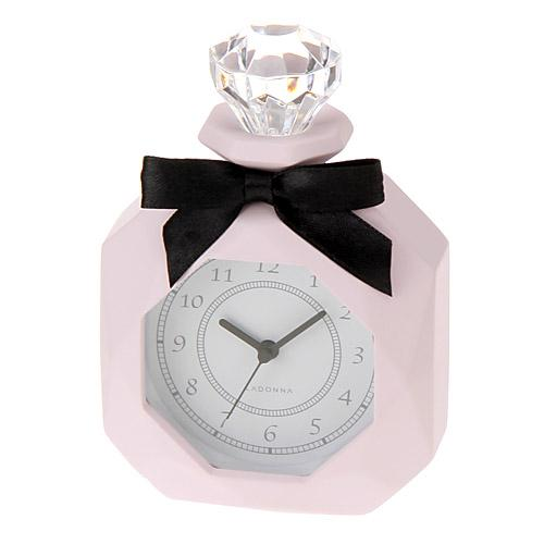 Table Clock - Pink Perfume