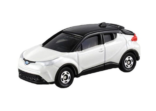 Tomica No.94 Toyota C-HR First Edition WHITE