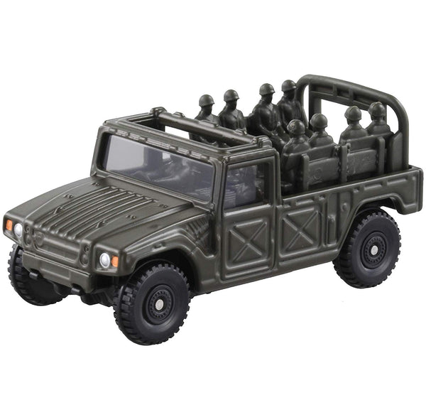 Tomica No.96 JSDF High Mobility Vehicle First Edition 自衛隊 高機動車 (初回特別仕様)