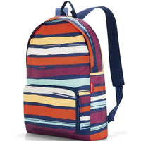 Reisenthel mini maxi rucksack - Artist stripes