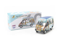 Tiny 60 Uncle Print Ice Cream Van
