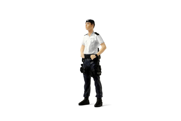 TINY 1/18 Resin Figure Police Inspector (CTRU)