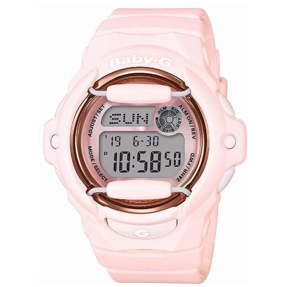 CASIO Baby-G Pink Bouquet Series