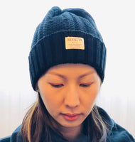 BROOKLYN NYC Beanie - Black 2018-CR51015-BK
