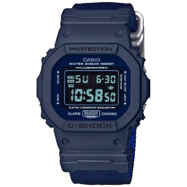 CASIO G-SHOCK Japan Military Series Blue Navy