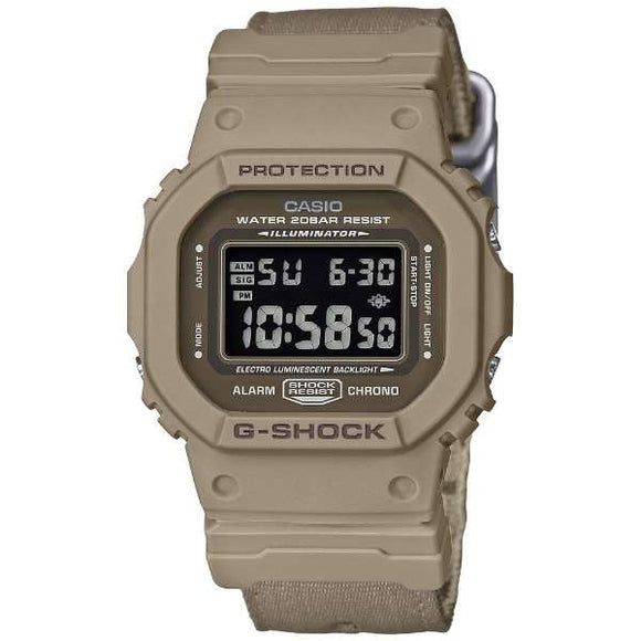 CASIO G-SHOCK Japan Military Series Khaki